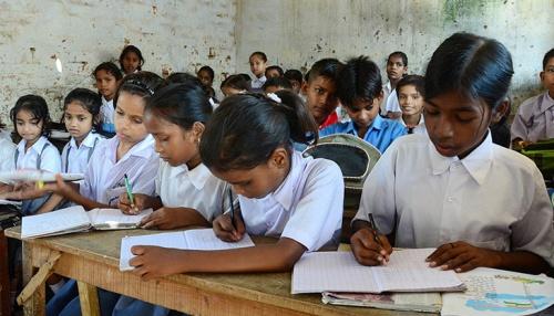 India : International Literacy Day